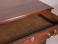Georgian Mahogany Chest of Drawers Original Brasswork c.1780 (4 of 6)