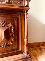 French Antique Sideboard / Buffet / French Walnut Buffet (6 of 10)