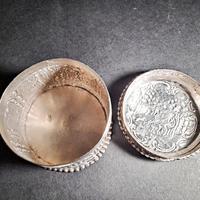 Dutch Silver Tea Caddy (5 of 7)