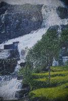 Large Waterfall Oil Painting (8 of 20)