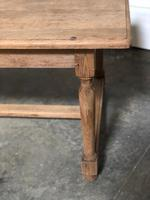 French Farmhouse Table with drawers (23 of 25)