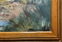 Francois Badenhorst S.A - South African Bush Landscape Oil Painting (9 of 12)