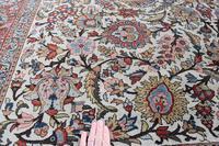 Old Qum Roomsize Carpet 352x236cm (4 of 6)