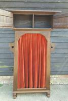 Quality Solid Oak Shapland Petter Arts & Crafts Hall Robe (4 of 10)