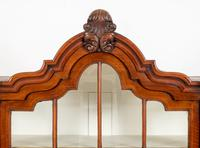 Superb Walnut Dutch Display Cabinet (10 of 11)