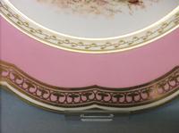 Superb Davenport Cabinet Plate c.1870 (5 of 7)