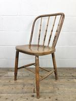 Set of Four Antique Bentwood Chairs (6 of 8)