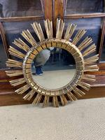 Trio of Spanish Giltwood Wall Mirrors (5 of 7)