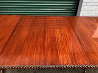 Quality Mahogany Extending Dining Table (5 of 15)
