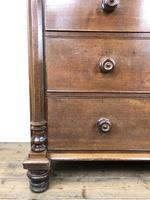 Large Antique Oak Chest of Drawers (12 of 12)