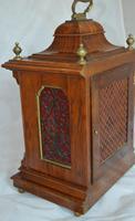 Leinzkirch Ting Tang Walnut Mantel Clock (3 of 7)