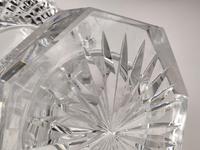Impressive Large Cut Glass Vase (7 of 7)