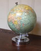 7 Inch  French Terrestrial Globe (2 of 8)