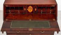 Unusually Large Georgian Mahogany Bureau (11 of 14)