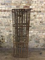 French Steel Wine Cage (2 of 4)