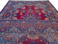 Antique Persian Kerman Rug (15 of 16)