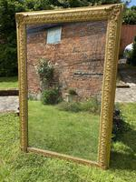 Early 19th Century Large Gilt Mirror (8 of 10)