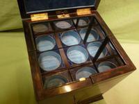 Rare Fine Quality Coromandel Jewellery – Perfumery Box c.1872 (7 of 14)