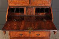 Queen Anne Walnut Bureau Bookcase (12 of 12)