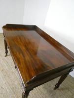 English Regency Dressing Table - Attributed to Gillows (9 of 10)