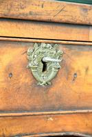 Antique Bow Front Sideboard (9 of 11)