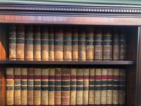 100 Antique Leather Bound Law Books (2 of 5)