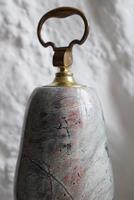 Cornish Serpentine Doorstop with Brass Handle (8 of 10)