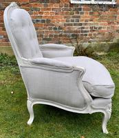 Pair of Very Large Bergere Armchairs (7 of 8)