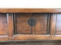 Unusual Oriental Elm Altar Table Sideboard (12 of 18)