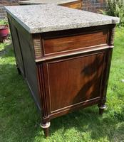 Matched Pair of 18th Century Mahogany Commodes (6 of 11)