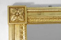 19th Century English Gilt Overmantle Mirror (5 of 11)