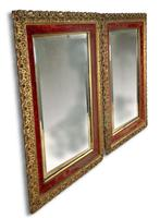 Pair of Carved Giltwood Mirrors (3 of 5)