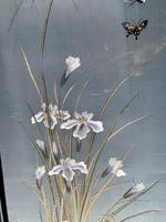 Japanese Embroidery of Cranes (16 of 16)