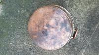 Two-Handled Copper Serving Pan c1890 (3 of 7)