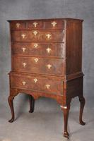 Early 18th Century Burr Walnut Chest on Stand (6 of 11)