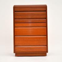 Art Deco Mahogany Side Chest of Drawers by Betty Joel (8 of 12)