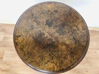 Victorian Occasional Table by Chamberlain & King (6 of 9)