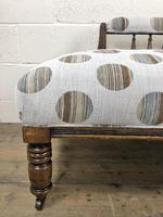 Victorian Chaise Lounge Sofa (9 of 10)