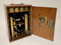Rare Antique Microscope The Davon Micro-Telescope (18 of 18)
