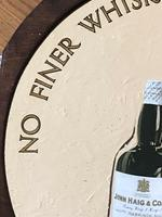 Original Haig Whisky Advertising Pub Mirror (2 of 8)