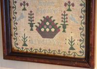 Charming Little Victorian Sampler (3 of 4)