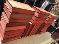 30 Antique Leather Bound Law Books 1919-1947 (6 of 6)