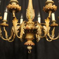 Florentine Decorative 8 Light Polychrome Chandelier (4 of 10)