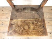 Two Similar 19th Century Oak Bar Back Farmhouse Chairs (5 of 10)