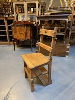 Metamorphic Library Chair Steps (7 of 10)