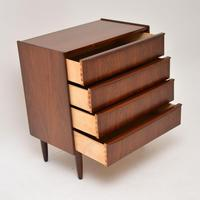 Danish Vintage Rosewood Chest of Drawers (3 of 8)