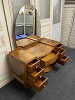 Iconic Burr Walnut Art Deco Dressing Table (9 of 22)