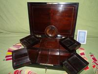 Fine Quality French Inlaid Games Box c.1860 (9 of 10)