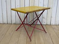 French Bistro Garden Table (5 of 7)