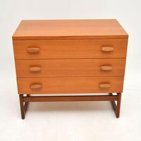 G Plan Teak Quadrille Chest of Drawers Vintage 1960's (4 of 11)